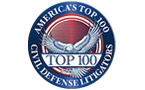 America's Top 100 Civil Deffense Litigators